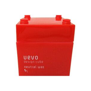 ウェーボ デザイン キューブ ニュートラルワックス ワックス