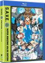 ショッピングストライクウィッチーズ ストライクウィッチーズ 第2期 [廉価版] BD+DVD combo (全12話 300分収録 北米版) Blu-ray ブルーレイ DVD