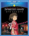 新品北米版Blu-ray!【千と千尋の神隠し】 <宮崎駿監督作品>【輸入品】