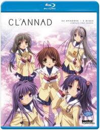 CLANNAD(クラナド) BD ( 全24話 600分収録 北米版) Blu-ray ブルーレイ 【輸入品】