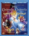 シンデレラ2/シンデレラ3 (Blu-ray Packaging)BD+DVD combo (74分収録 北米版) Blu-ray ブルーレイ【輸入品】