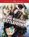 血界戦線 BD+DVD combo (全12話 325分収録 北米版) Blu-ray ブルーレイ DVD【輸入品】