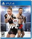 Playstation4 EA Sports UFC 2 (輸入版:北米) 【並行輸入品】
