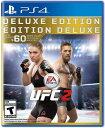 [国内在庫品]Playstation4 EA Sports UFC 2 (Deluxe Edition) (輸入版:北米) 【並行輸入品】