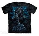 The Mountain Tシャツ Werewolf Rising (ファンタジー 怪物 ウェアウルフ メンズ 男性用 男女兼用) S-L【輸入品】半袖