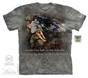樂天商城 - The Mountain Tシャツ Heroic Soldier (Operation Hat Trick 軍隊 メンズ 男性用 男女兼用) S-L【輸入品】半袖
