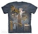 樂天商城 - The Mountain Tシャツ King Kitten (ネコ 猫 子ネコ 子猫 メンズ 男性用 男女兼用) S-L【輸入品】半袖