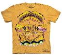 樂天商城 - The Mountain Tシャツ We Are All Related (壁画 ペトログリフ メンズ 男性用 男女兼用) XL-4L 【輸入品】 大きいサイズ 半袖