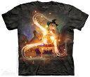 The Mountain Tシャツ Magic Squirrels Kids T-Shirt リス 栗鼠 (キッズ 子供用 女児 男児) S-2L【輸入品】半袖 マウンテン 動物