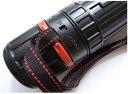 【TRADISH】伸縮キャップロック式 図面 アジャスターケース ポスターケース A1・B1・A0収納可能 ベルト付き 丸筒型デザインチューブ