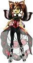モンスターハイ Monster High Boo York Gala Ghoulfriends - Luna Mothews Doll (並行輸入)