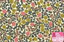 【LIBERTY・国内定番】Emilia's Flowers(エミリアズ・フラワー)3630184 LAE