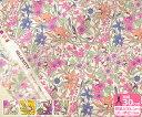 【ハローキティ×リバティプリント】Floral Harvest/フローラル・ハーベスト(DC29968