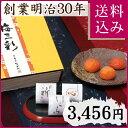 【送料込み】紀州南高完熟梅干 梅三彩(うめさんさい) 12粒〔中田食品 梅干 梅干し