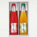 紀州の梅酒 2本セット 和歌山県産 包装あり 中田食品 紀州産 南高梅 完熟 梅酒 ギフト お歳暮