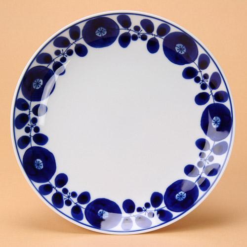 白山陶器 ブルーム プレート L