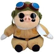 スタジオジブリ(STUDIO GHIBLI)紅の豚 ふんわりお手玉M ポルコロッソ !♪《お買い物合計金額6,500円で送料無料!》