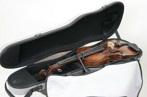 東洋ケース/デュープレックスバイオリン4/4用ケースプリュームファイバーヴィオII【お取り寄せ商品】