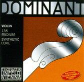 【送料無料】で断然お得!!Thomastik-Infeld ドミナントバイオリン弦セット4/4 [135] 【あす楽対応】【メール便OK】