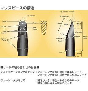 【送料無料】バリトンサックスマウスピースVandoren(バンドレン)オプティマムBL3/BL4