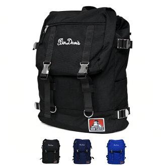 BEN DAVIS / Ben Davis DAYPACK buckle daypack bag rucksack backpack