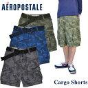 Aeropostale エアロポステール カーゴショーツ Camo Belted Cargo Shorts ショートパンツ