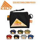 KELTY (ケルティ) DICK RECTANGLE MINI POUCH ディック レクタングル ミニ ポーチ 小銭入れ パスケース kelty 鞄 メンズ レディース ユニセックス