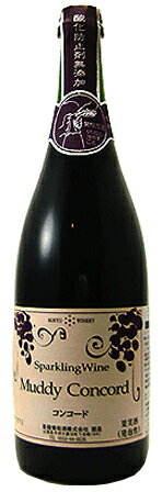 【蒼龍葡萄酒】無添加スパークリング マディコンコ-ドの商品画像