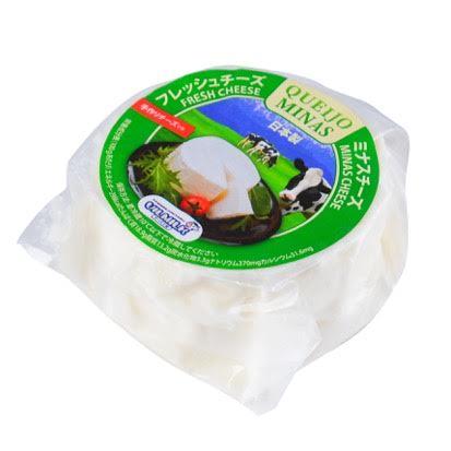 ミナスフレッシュチーズ250g (VILMILKチーズ工房)
