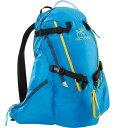 《送料無料》ARC'TERYX L06162Chilcotin 20 Backpack小型デイパック/リュックサック【ユニセックス】登山・ハイキング用/自転車/日常/旅行/容量20リットル/ハイドレーション付きアークテリクス チルコティン20