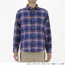 《送料無料》ノースフェイス NR61406ロングスリーブ サーモライトシャツ【メンズ】男性用登山ウェア/アウトドアファッション/山シャツ/保温/長袖THE NORTH FACEL/S Thermolite Shirt Men's