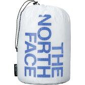 ノースフェイス NM91207ホワイトスタッフバッグ7L【ユニセックス】男女兼用スタッフサック/巾着/収納袋/半透明/薄手軽量/容量7リットル/登山・旅行での荷物の小分けにTHE NORTH FACEWHITE STUFF BAG 7L
