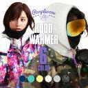 purplecow/パープルカウ メンズ&レディース スウェット フードウォーマー PCA-1701 フード付き ネックウォーマー スノーボード スキー 防寒 ...