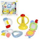 mikihouse(ミキハウス)のおもちゃ♪『ベビートイセット』♪ 《出産祝い・プレゼントに!》知育玩具・手遊び (46-1234-958)