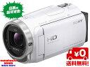【あす楽対応】【送料無料】SONYソニーHDR-CX680-W ホワイト■デジタルHDビデオカメラレ