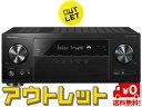 【箱傷み有、新品アウトレット】【送料無料】Pioneer VSX-831-B 自動音場補正技術「MCACC」を採用したAVアンプ AVレシーバー VSX831B【SALE】