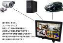 【送料無料】10インチ 多目的液晶モニター HDMI/VGA入力端子 メディアプレーヤー搭載 液晶ディスプレイ ORG-OMT101