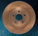 汽機車用品 - GLANZ(グラン) 輸入車用ハードブレーキローター[リア] フォード フォーカスC-MAX WF0AOD 06/5〜 2 [ブレーキローター] 161298