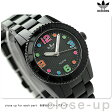 アディダス ブリスベン ナイロン ミニ レディース 腕時計 ADH2943 adidas クオーツ オールブラック【あす楽対応】