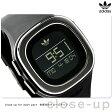 アディダス オリジナルス デンバー ユニセックス 腕時計 ADH3033 adidas ブラック【あす楽対応】