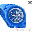 アディダス オリジナルス アバディーン ユニセックス ADH3049 adidas 腕時計 ブルー×ドット【あす楽対応】