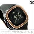 アディダス オリジナルス デンバー ユニセックス 腕時計 ADH3085 adidas ブラック