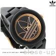 アディダス オリジナルス アバディーン クオーツ 腕時計 ADH3086 adidas オールブラック【あす楽対応】