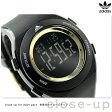 アディダス パフォーマンス クオーツ 腕時計 ADP3208 adidas オールブラック