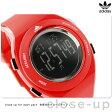 アディダス パフォーマンス クオーツ 腕時計 ADP3209 adidas ブラック×レッド【あす楽対応】