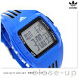 アディダス パフォーマンス デュラモ ミッド 腕時計 ADP6096 adidas ブルー【あす楽対応】