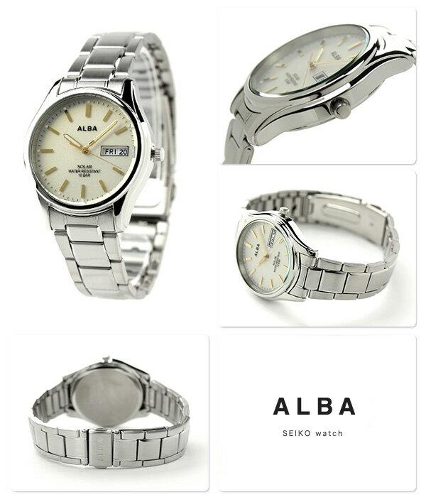 セイコー アルバ ソーラー メンズ 腕時計 A...の紹介画像2