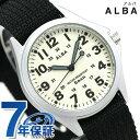 セイコー アルバ クオーツ メンズ 腕時計 AQPK401 ...