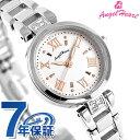 エンジェルハート スパークルタイム ソーラー レディース ST24SP AngelHeart 腕時計 ホワイト 時計