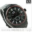 アルマーニ エクスチェンジ クロノグラフ AX1801 AX ARMANI EXCHANGE 腕時計 オールブラック【あす楽対応】